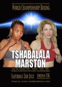 TshabalalaMarston2ndJulyPoster